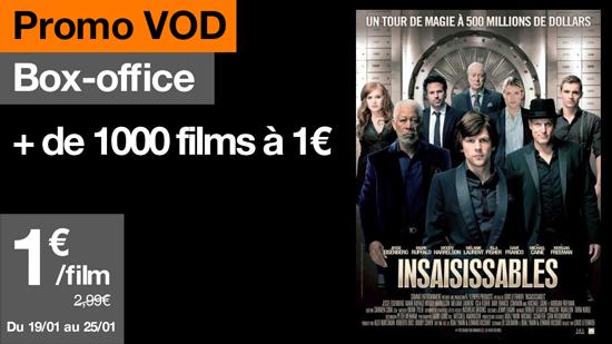 box office à 1 euro