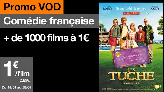 comédie française à 1 euro