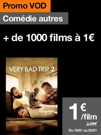comédie autres à 1 euro