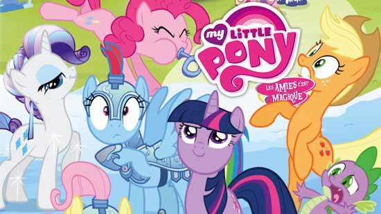 My little pony : le royaume de cristal