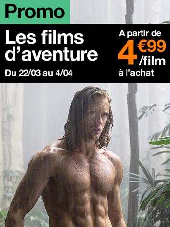 les films d'aventures