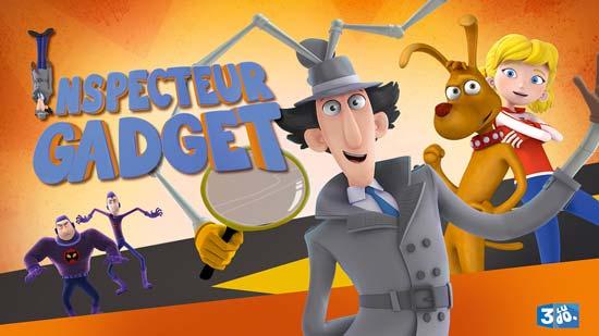 Inspecteur Gadget S01